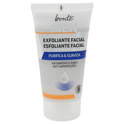 BONTE Men exfoliante facial tubo 150 ml