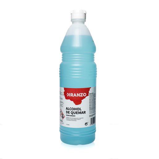 DIRANZO alcohol de quemar botella 1 lt