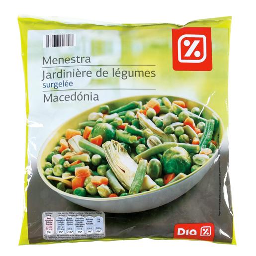 DIA menestra de verduras bolsa 1 kg