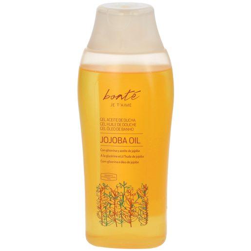 BONTE gel de ducha con aceite de jojoba y glicerina bote 300 ml