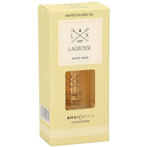LACROSSE aceite esencial white musk 15 ml