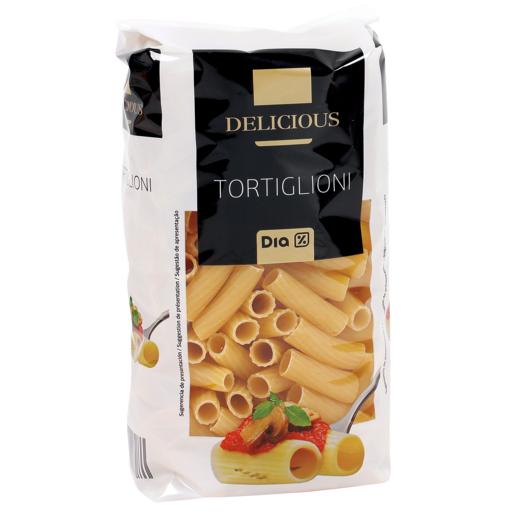 DIA DELICIOUS tortiglioni paquete 500 gr