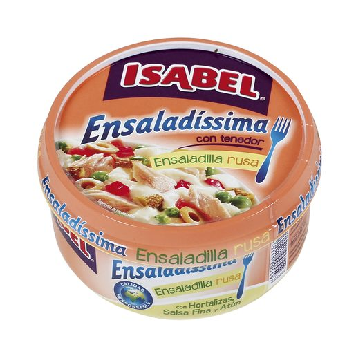 ISABEL ensalada rusa tarrina 230 gr