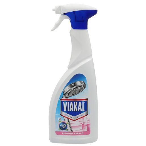 VIAKAL limpiador de baños antical pistola 700 ml