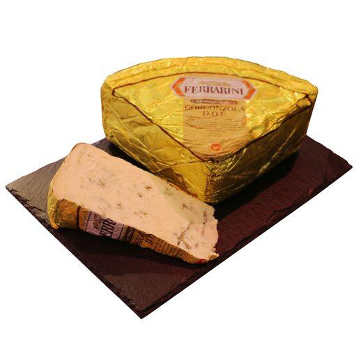 FERRARINI queso gorgonzola cuña (peso aprox. 250 gr)