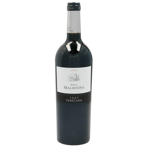 FINCA MALAVEINA vino tinto DO Cataluña botella 75 cl