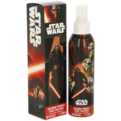 STAR WARS colonia fresca spray 200 ml