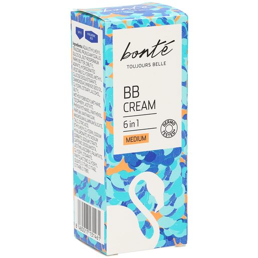 BONTE BB crema facial 6 en 1 medium 35 ml