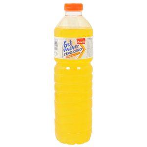 DIA bebida refrescante aromatizada naranja zero botella 1.5 lt