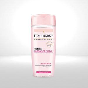DIADERMINE tónico limpiador suave todo tipo de piel botella 200 ml