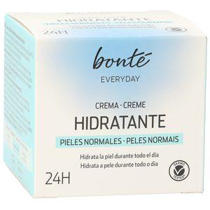 BONTE crema hidratante todo tipo de pieles tarro 50 ml