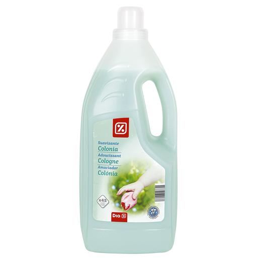 DIA suavizante diluido colonia botella 45 lv