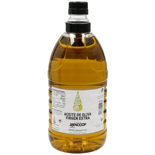 JAENCOOP aceite de oliva virgen extra garrafa 2 lt