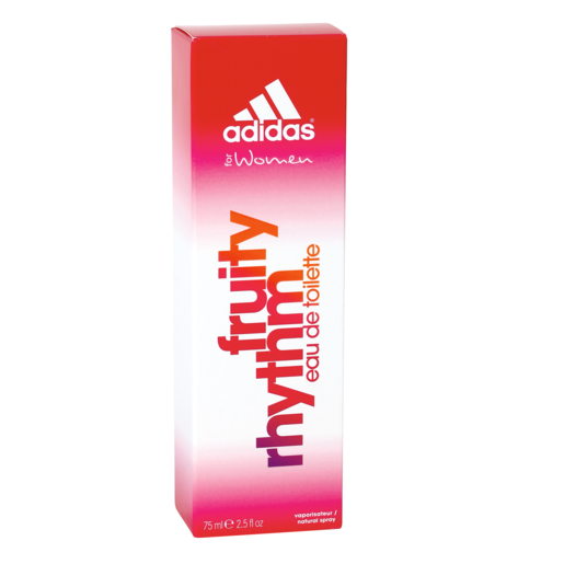 ADIDAS colonia fruity rhythm spray 75 ml