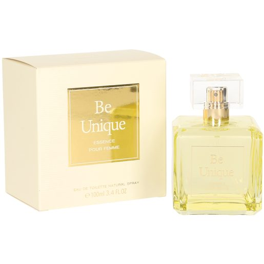 BONTE colonia be unique fragancia floral-afrutada  frasco 100 ml
