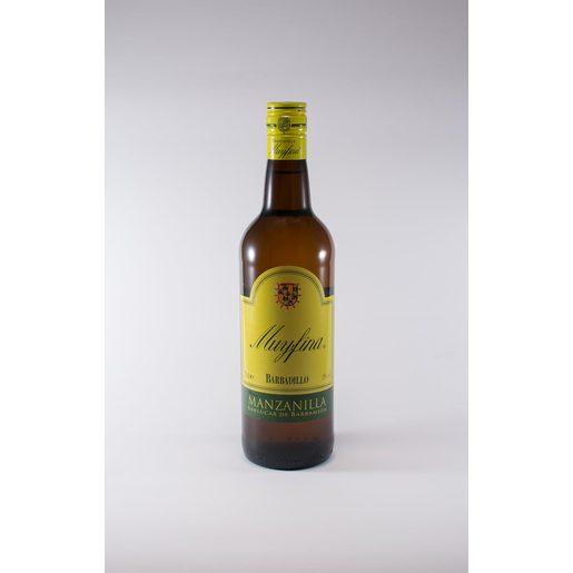 MUYFINA manzanilla botella 75 cl