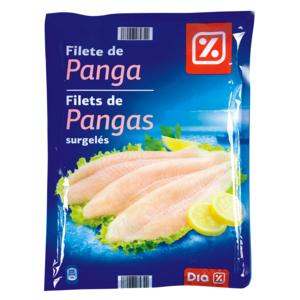 DIA filete de panga bolsa 1 Kg