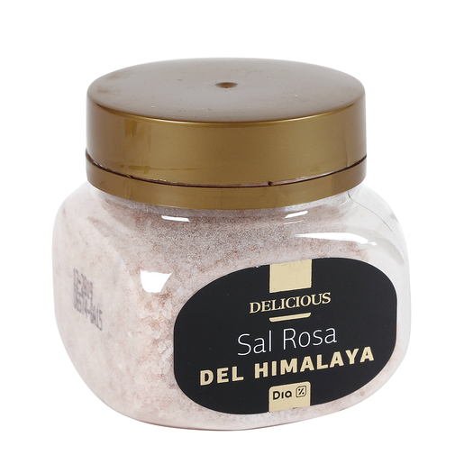 DIA DELICIOUS sal rosa del himalaya frasco 200 gr
