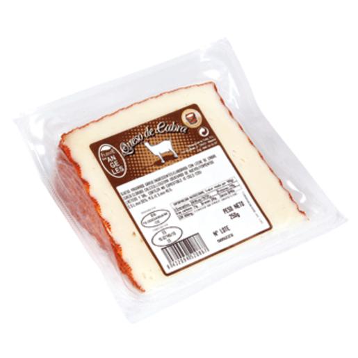 FUENTE LOS ANGELES queso de cabra cuña 250g