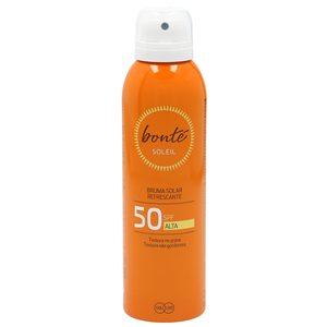 BONTE bruma solar refrescante protección alta 50 spf spray 200 ml