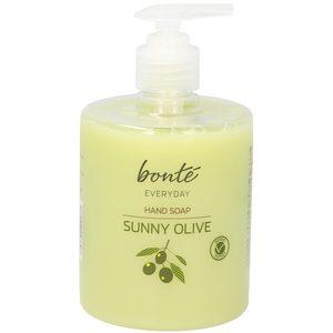 BONTE jabón líquido de manos oliva dosificador 500 ml