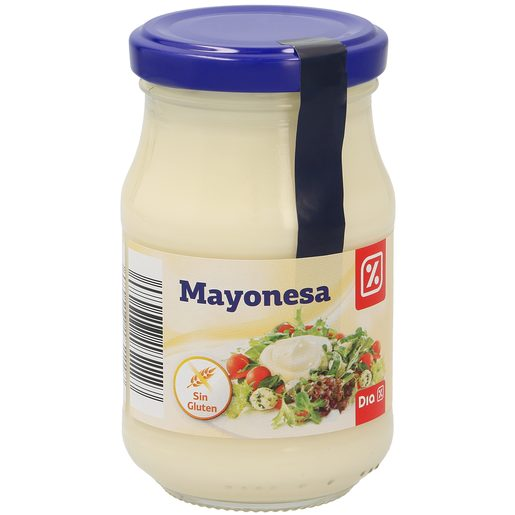 DIA mayonesa frasco 225 ml