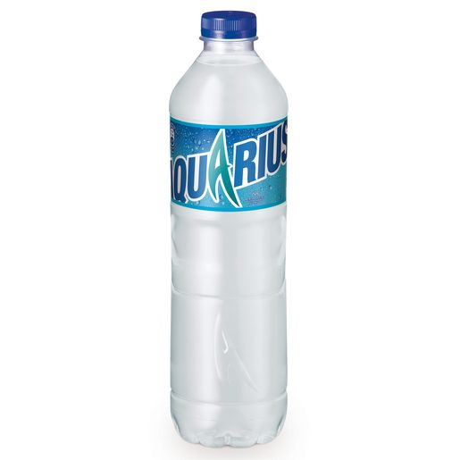 AQUARIUS bebida refrescante aromatizada limón botella 1.5 lt