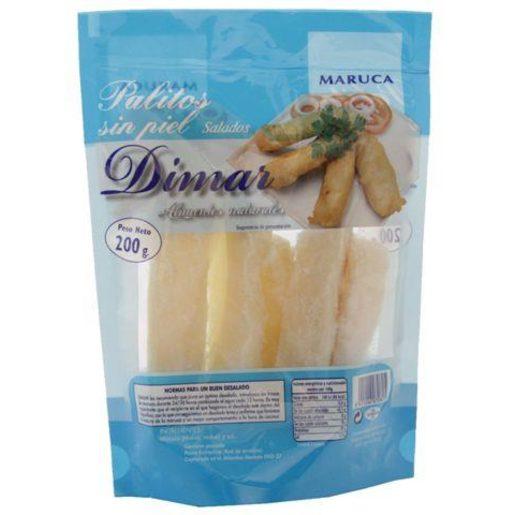 DIMAR palitos sin piel salados bolsa 200 gr