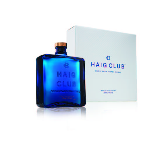 HAIG CLUB whisky botella 70 cl