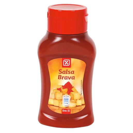 DIA salsa brava botella 340 ml