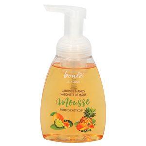 BONTE jabón mousse de manos frutos exóticos dosificador 250 ml