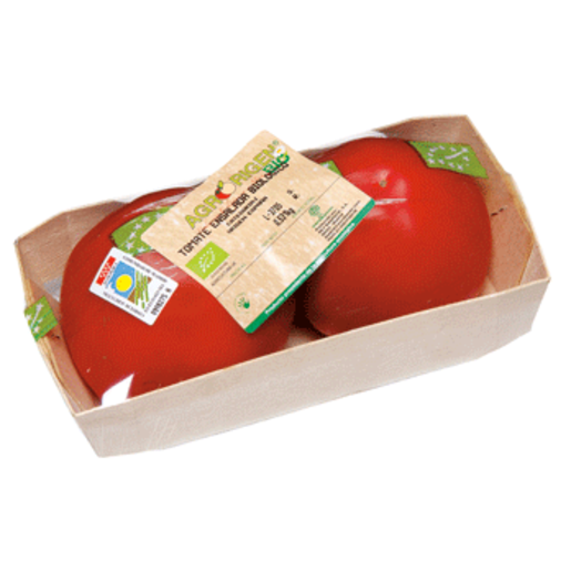 AGROPIGEN tomate ensalada biológico bandeja
