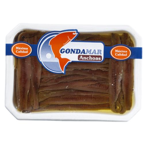 GONDOMAR anchoas en aceite de oliva 60 gr