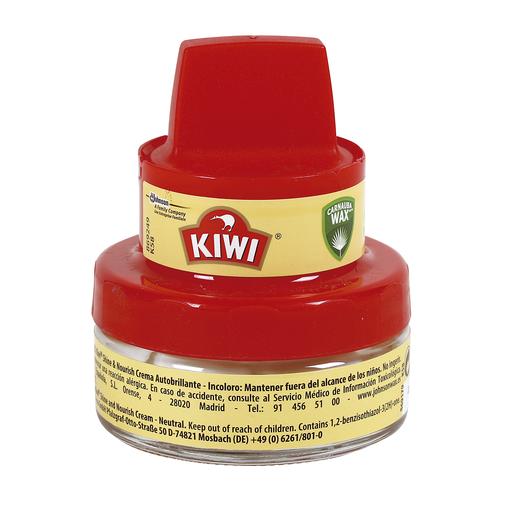 KIWI limpiador de calzado incoloro tarro 50 ml
