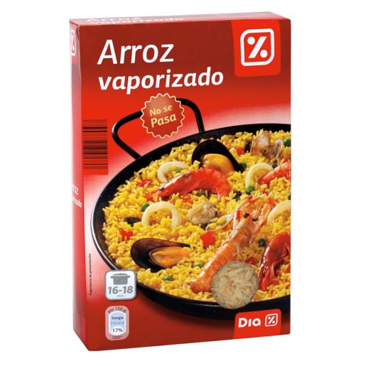 DIA arroz vaporizado bolsa 1 kg