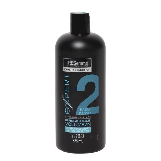TRESEMMÉ Expert champú volumen irresistible bote 675 ml