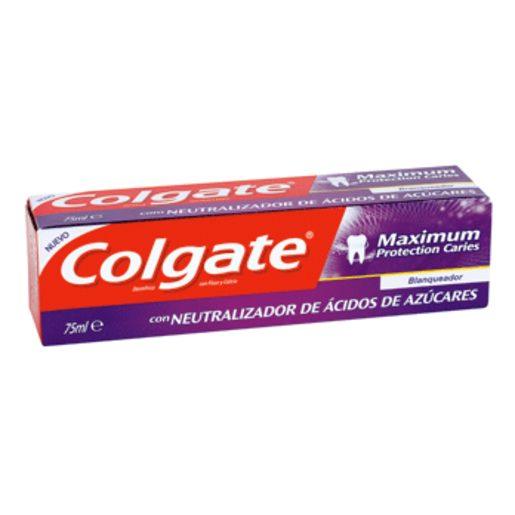 COLGATE pasta dentifrica blanqueante tubo 75ml