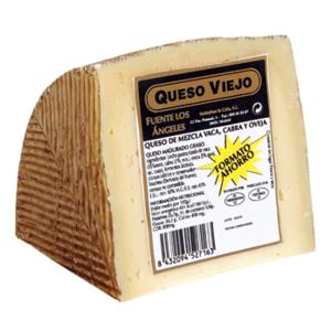 FUENTE LOS ANGELES queso curado cuña 600 gr
