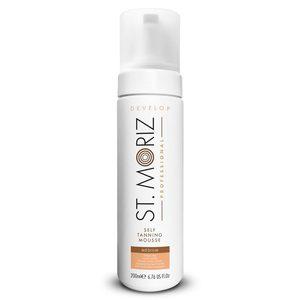 ST MORIZ mousse autobronceador medium spray 200 ml
