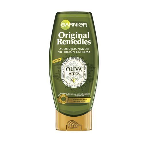 ORIGINAL REMEDIES acondicionador oliva cabellos resecos bote 200 ml