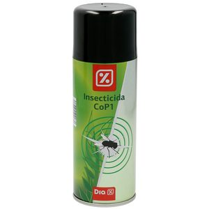 DIA insecticida CoP1 para insectos voladores spray 400 ml
