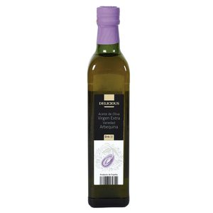 DIA DELICIOUS aceite de oliva virgen extra arbequina botella 500 ml