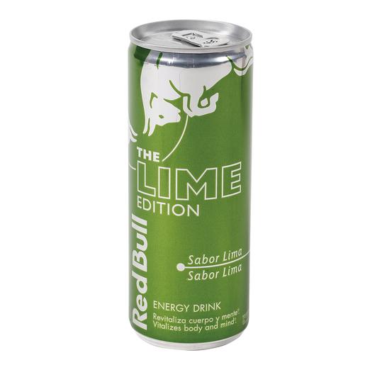 RED BULL bebida energética lima lata 25 cl