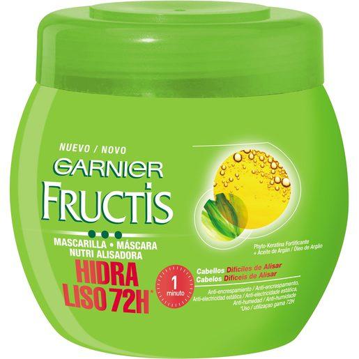 FRUCTIS mascarilla hidra liso nutri alisadora tarro 400 ml