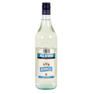 ALVINI vermouth bianco botella 1 lt