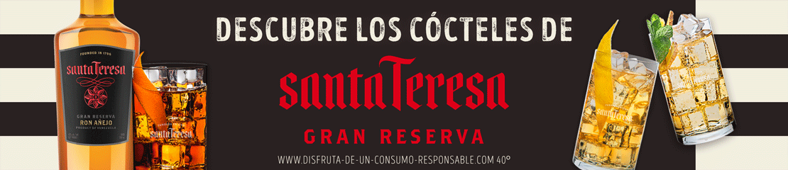 Cocteles Santa Teresa