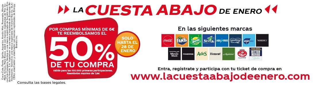 Coca Cola promociones