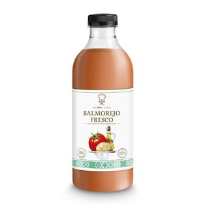DIA AL PUNTO salmorejo fresco botella 1 lt