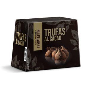 DIA TEMPTATION trufas de chocolate belga caja 250 gr