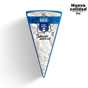 DIA SELECCIÓN MUNDIAL queso brie pieza 200 gr